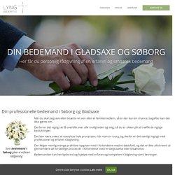 Bedemand i Søborg og Gladsaxe - Erfaren og empatisk.