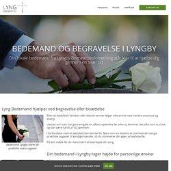 Bedemand og begravelse i Lyngby