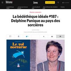 La bédéthèque idéale #187 : Delphine Panique au pays des sorcières - Livres