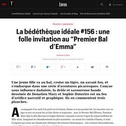 """La bédéthèque idéale #156 : une folle invitation au """"Premier Bal d'Emma"""""""