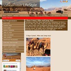Bedouin Life Style
