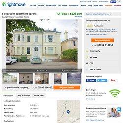 1 bedroom apartment to rent in Beulah Road, Tunbridge Wells, TN1