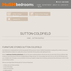 Fitted Bedrooms & Wardrobes Sutton Coldfield