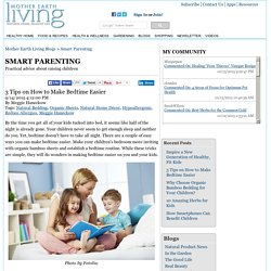 3 Tips on How to Make Bedtime Easier - Smart Parenting