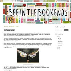 Bee in the Bookends: February 2017