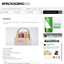 beebnb on Packaging of the World
