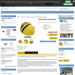 Robot BeeBot rechargeable de TTS ref EL00363