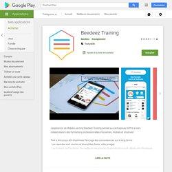 Beedeez Training – Applications sur GooglePlay