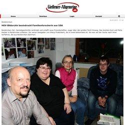 HGV-Bildarchiv beeindruckt Familienforscherin aus USA - Gießener Allgemeine Zeitung