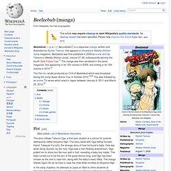 Beelzebub (manga)