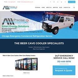 Beer Cave - AllPrecise HVAC Chicago