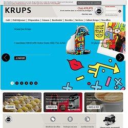 Cafetière Nespresso Citiz - Krups