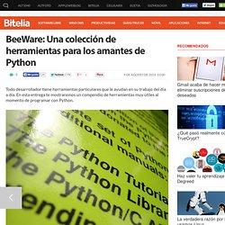 BeeWare: Una colección de herramientas para Python