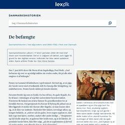 lex.dk – Danmarkshistorien