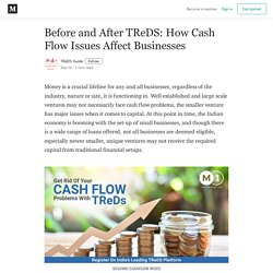 Before and After TReDS: How Cash Flow Issues Affect Businesses