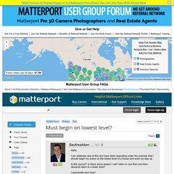 Matterport User Group Forum