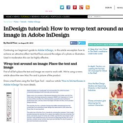 Beginner's guide to Adobe InDesign: Create a simple but attractive effect - Tutorials