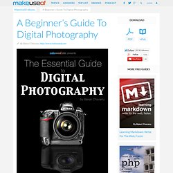 The Essential Guide To Digital Photography [PDF]