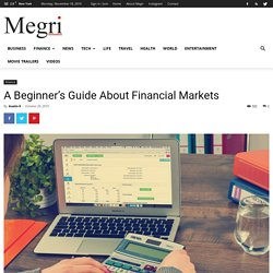 A Beginner's Guide About Financial Markets