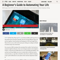 A Beginner's Guide to Automating Your Life