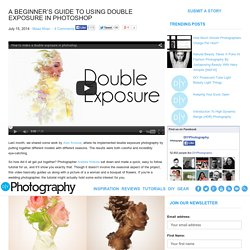 A Beginner's Guide to Using Double Exposure in Photoshop