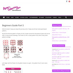 Beginners Guide Part 5 – pattern-collections.com