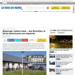Béguinage, maison relais… Aux Bonnettes, la SA du Hainaut pose son empreinte