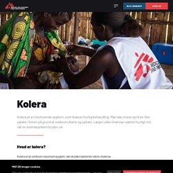 Kolera - symptomer, behandling og forebyggelse af kolera