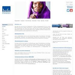 Behandlungszentrum für Folteropfer Berlin - Überblick