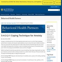 BHP Blog - Behavioral Health Partners (BHP)