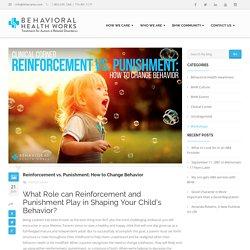 Reinforcement vs. Punishment: Changing BehaviorBehavioral Health Works