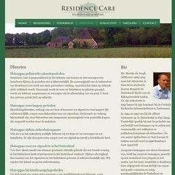 Residence Care Huisoppasdiensten