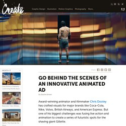 Go Behind the Scenes of an Innovative Animated Ad