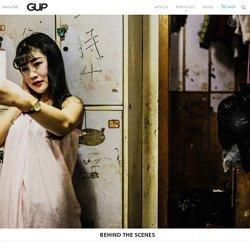Behind the Scenes — GUP