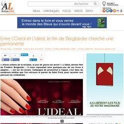 Entre L'Oréal et L'Idéal, le film de Beigbeder cherche une permanente