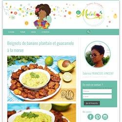 Guacamole à la morue