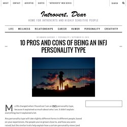 10 Pros and Cons of Being an INFJ