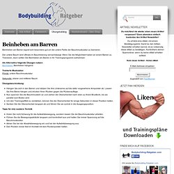 Bodybuilding Ratgeber
