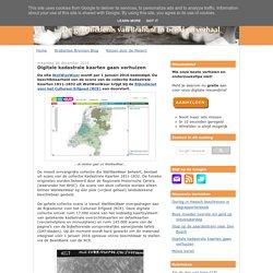 Brabant Bekijken: Digitale kadastrale kaarten gaan verhuizen
