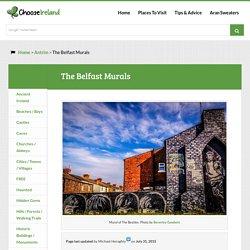 The Belfast Murals - Antrim, z_Top Ten Outside Dublin - Choose Ireland