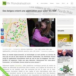 Des belges créent une application pour aider les SDF