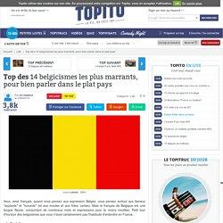 Top des 14 belgicismes les plus marrants, pour bien parler dans le plat pays