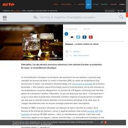 Belgique – La bière victime du climat