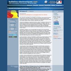 BE Belgique 87 >> 13/03/2015 Comment les pathogènes se propagent dans les cultures