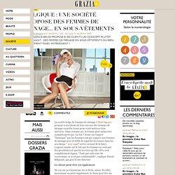 Belgique : une société propose des femmes de ménage... en sous-vêtements