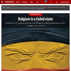 Belgium is a failed state