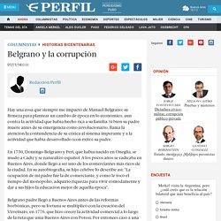 Belgrano y la corrupción