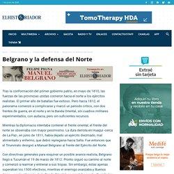 Belgrano y la defensa del Norte
