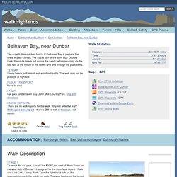 Belhaven Bay, near Dunbar