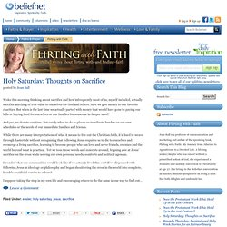 Joan Ball on flirting with and finding faith in God - Flirting with Faith